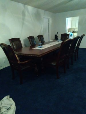 Dining table for Sale in Grand Prairie, TX