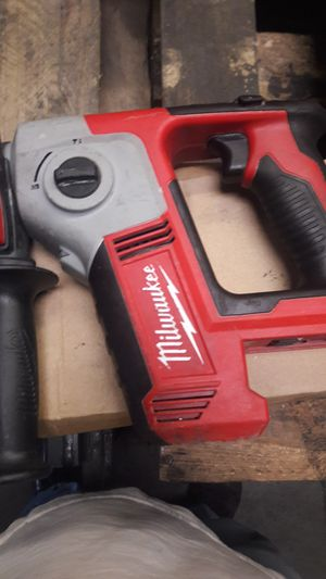 M18 used Milwaukee rotary hammer for Sale in Montebello, CA