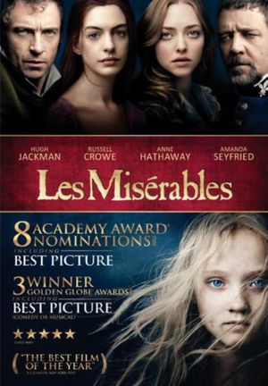 LES MISERABLES (HD ITUNES) digital movie code. Instant delivery! Free Shipping! (DC4) for Sale in New York, NY