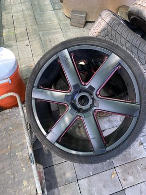 "26"" rims for Sale in Haines City, FL"