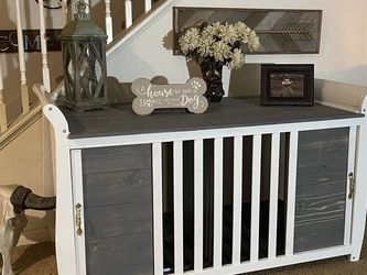 Dog Kennel/Entertainment Center for Sale in Winton,  CA