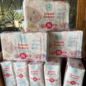 Honest Diapers Newborn for Sale in West Covina, CA