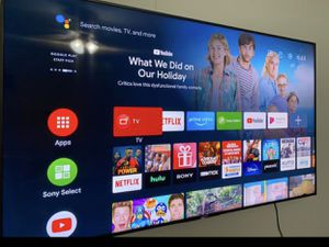 Sony 55 inch XBR55X900E ultra HD ( Android tv) for Sale in Plano, TX
