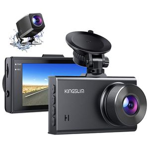Kingslim D2 2.5K Dual Dash Cam, 1440P&1080P Front and Rear Camera for Cars 170 Degree Driving Recorder with Sony Starvis Sensor Night Vision G-Sensor for Sale in West Covina, CA
