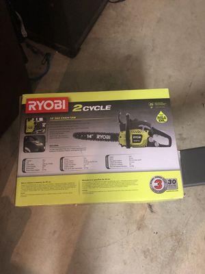 "Ryobi Chain Saw 14"" for Sale in Newberg, OR"