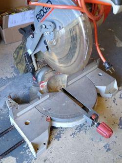 Ryobi Sander, Craftsman Sander, Ridgid Electric Miter Saw for Sale in East Brunswick,  NJ