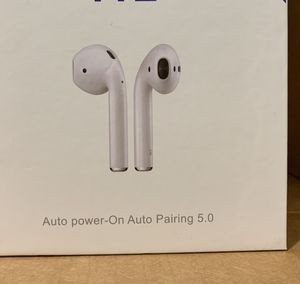 New wireless headphone for android & IOS device's just like airpods for Sale in Aldie, VA