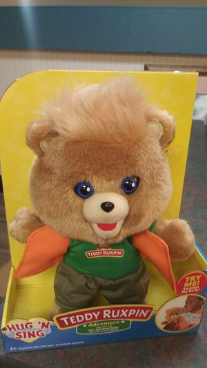 Teddy Ruxpin for Sale in Indianapolis, IN