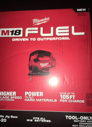MILWAUKEE FUEL TOOL BARGAIN !!! for Sale in Portland, OR