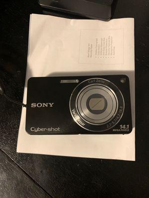 Sony Cyber-shot 14.1 megapixel camera for Sale in West Jordan, UT