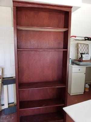 Big tall bookshelves for Sale in Delray Beach, FL