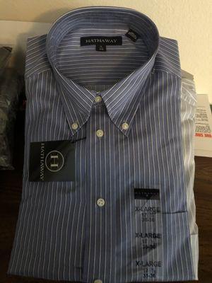 Men's dress shirts XL for Sale in Cle Elum, WA