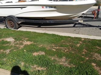 Boat And Trailer for Sale in Redlands,  CA