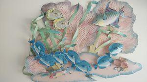 Metal fish wall art, Florida theme for Sale in Sebastian, FL