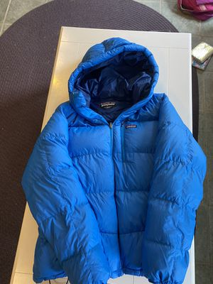 Patagonia Fitz Roy Down Jacket - Men's Large for Sale in Vaughn, WA