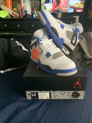 Jordan 4 Motorsport for Sale in Los Angeles, CA
