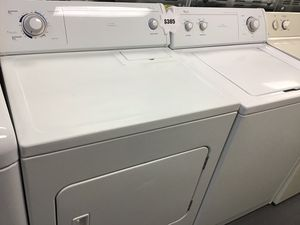 Whirlpool gas set washer and dryer 10% off 🚨🚨 for Sale in Las Vegas, NV