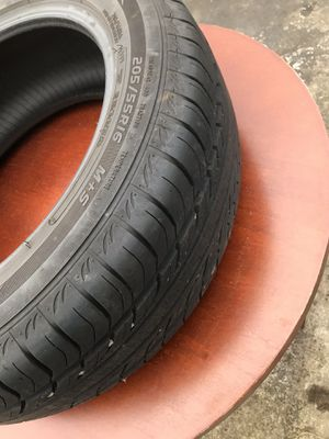 One 185-65-r15 Michelin good used tire - still have good stread ( see pic ) $20 for Sale in Lakewood, WA