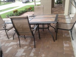 Patio furniture for Sale in Riverview, FL