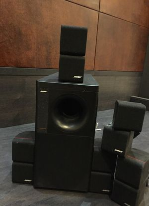 Bose Acoustimass 10 series 5- for Sale in Chicago, IL