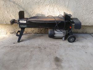 Earthquake electric log splitter for Sale in San Dimas, CA