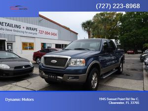 2005 Ford F-150 for Sale in Clearwater, FL