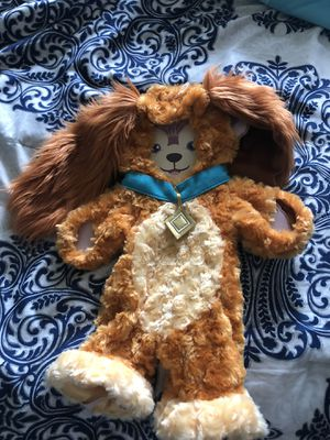 Bear/baby costume lady and the tramp bear outfit for Sale in Santa Ana, CA