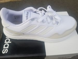 ADIDAS MENS SHOS, SIZE 9.5 for Sale in Tualatin, OR