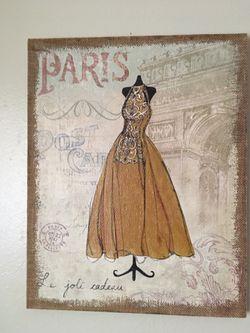 Paris picture for Sale in Wichita,  KS