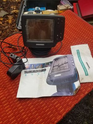 Humming bird fish finder for Sale in Portland, OR