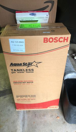 Bosch Tankless Water Heater for Sale in Chicago Heights, IL