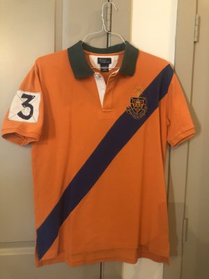 Polo Ralph Lauren men polo size M for Sale in Richardson, TX