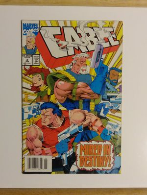 Cable Comic for Sale in Guadalupe, AZ