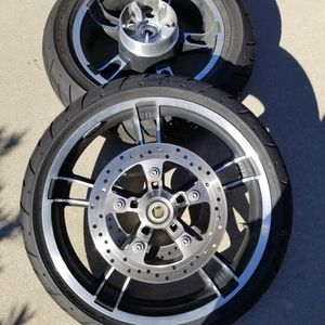 Harley Wheels for Sale in Elgin, SC