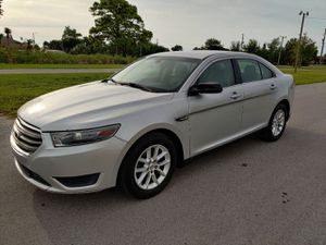 2013 Ford Taurus for Sale in Hudson, FL