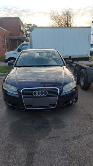 2007 AUDI A4 for Sale in Raleigh, NC
