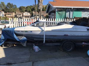 Boat and trailer for Sale in Vallejo, CA