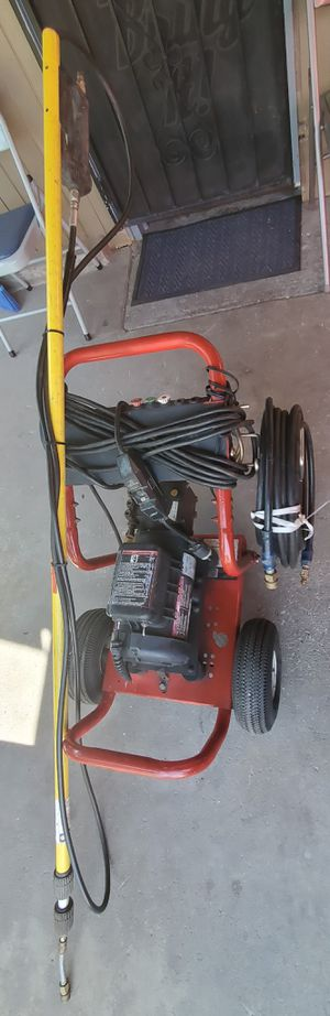 ELECTRIC POWER PRESSURE WASHER 1500 PSI for Sale in San Jose, CA