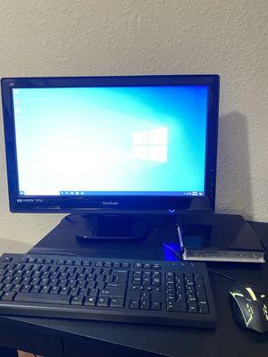 Mini PC Desktop Windows 10 128SSD for Sale in Orlando, FL