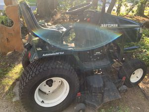 Tractor with accessories for Sale in Washington Township, NJ