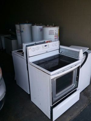 Stoves and water heaters $50 a piece for Sale in Fresno, CA