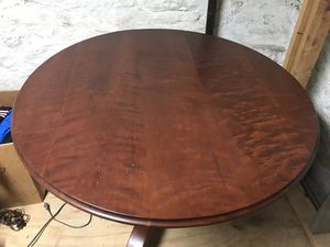 Antique pedestal table for Sale in Pittsburgh, PA
