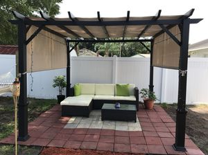 Outdoor sectional for Sale in Lakeland, FL