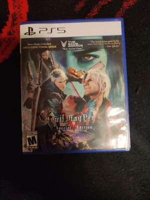 $35 *Devil May Cry 5 PS5* for Sale in Hayward, CA