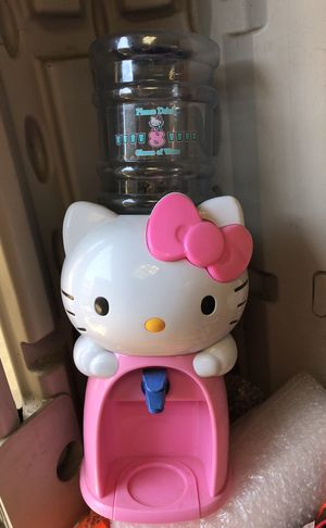 Hello Kitty water dispenser for Sale in Pomona, CA