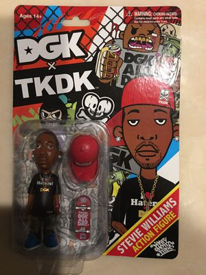 DGK Stevie Williams Toy Supreme Palace Bape Undefeated for Sale in Chula Vista, CA