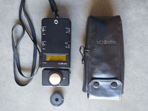Minolta flash and ambient light meter for Sale in Lynnwood, WA