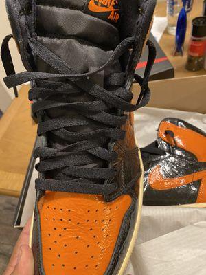Jordan's 1 size 10 for Sale in The Bronx, NY