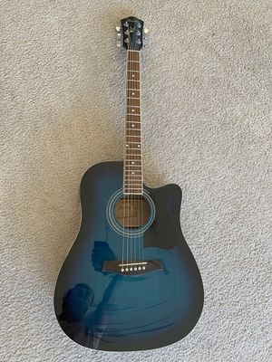 Acoustic electric guitar Ibanez V70CE with bag for Sale in Warren, MI