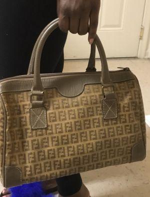 Authentic Fendi Handbag! for Sale in Washington, DC